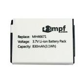 Zik 2.0 Battery MH46671 PF056015 PF056026 1ICP7/28/35 - 830mAh