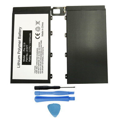 10307mAh A1577 Battery Replacement for Apple iPad Pro 12.9 A1584 A1652