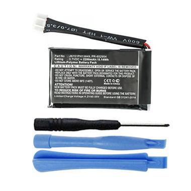 2200mAh PR-652954 Battery for JBL Flip 2 Portable Bluetooth Speaker