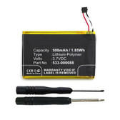 533-000088 Battery for Logitech Touchpad T650 and MX Master Mouse