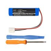 LI11B001F Battery for Harman Kardon Onyx Studio 1 2 Speaker 3400mah