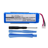 6000mAh MLP912995-2P Battery for JBL Charge 2+ Charge 2 Plus Speaker