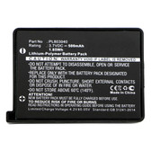 PL803040 FC30-01330200 Battery for Razer Turret Gaming Mouse 500mAh