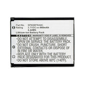SP60BPRA9C SP60 Battery for Sony VAIO VGP-BMS77 Bluetooth Laser Mouse