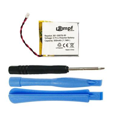 361-00078-00 Battery for Garmin Forerunner 920XT GPS Watch 300mAh