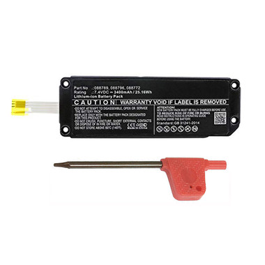 088789 088796 088772 Battery for Bose Soundlink Mini 2 II 2200mAh