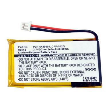 64327-01 64399-01 Battery for Plantronics CS50 CS55 CS60 CS510 Headset