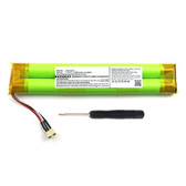 2000mAh Ni-MH Battery for TDK Life on Record A33 Bluetooth Speaker