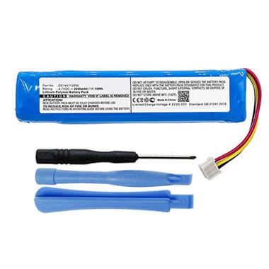 3000mAh P763098 DS144112056 Battery for JBL Pulse 1 Bluetooth Speaker