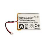 AHB413645PCT Battery Replacement for Sennheiser PXC 550 Headphones