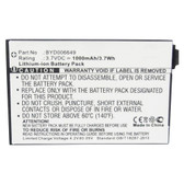 Philips Avent SCD530 SCD535 SCD536 SCD540 Monitor Battery BYD006649
