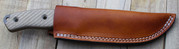 Danny The Bull Leather Sheath for the Ratmandu