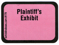 Plaintiff's Exhibit Pink #179