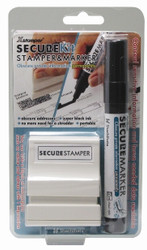 Block out redacting kit by X-Stamper