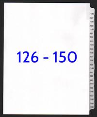 exhibitindexes.com V-SNS-126-150 dividers