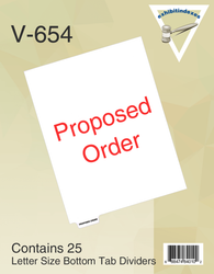 Proposed Order