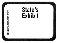 State's Exhibit Label  #490