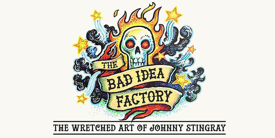 Bad Idea Factory, Johnny Stingray