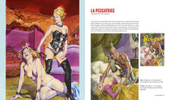 Sex and Horror: The Art of Alessandro Biffignandi - La Peccatrice