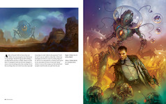 The Sci-fi & Fantasy Art of Patrick J. Jones, Korero Press 2016