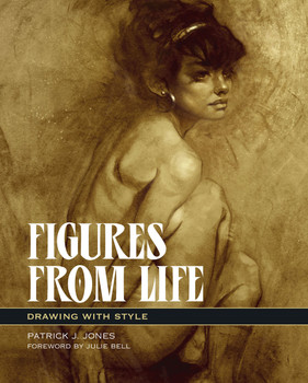 Figures from Life by Patrick J. Jones. Foreword by Julie Bell. Book published by Korero Press.
