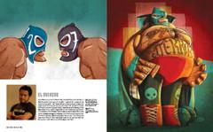 Mexican Graphics: El Moreno.