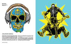 Mexican Graphics: Calavera Comics.