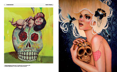 Day of the Dead: Le Petite Mort by Sergio Mora and In Love with Lament by Glen Arthur.
