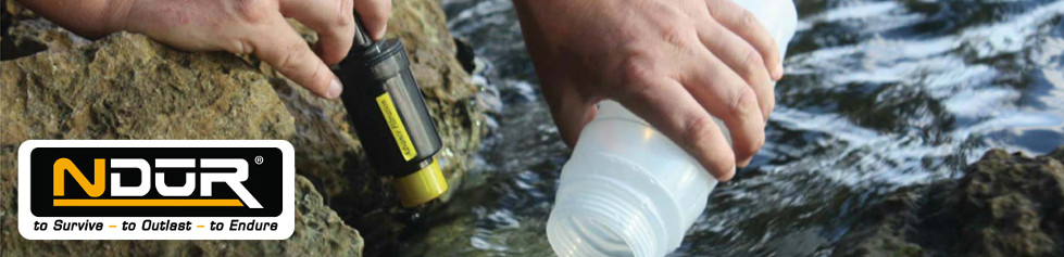 NDuR Survival Water Treatment and Filters