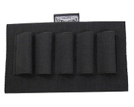 Uncle Mike's Buttstock Shell Holder - Open Style, Shotgun (5 loops) - 88491