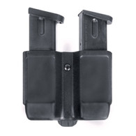 Blackhawk! Double Mag Case Double Stack - Matte - 410610PBK
