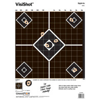 "Champion VisiShot Targets - Sight-in(10/pk.) 13"" x 18"" - 45804"