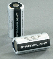Streamlight Lithium CR 123 Batteries - 2 pack - 85175