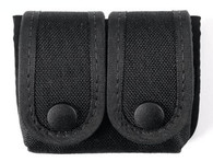 Uncle Mike's Double Speedloader Pouch - Black - 88311