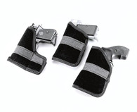 Uncle Mike's Inside-the-Pocket Holsters - Size 2: Most .380s - 87442