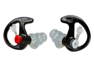 EarPro EP4 Sonic Defenders Plus - Small - 1 Pair - Black - EP4BKLPR