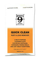 Hoppe's Quick Clean Rust & Lead Remover Cloth - 1215