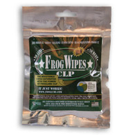 FrogLube CLP Wipes - 5 presoaked wipes per sealable package - 14936