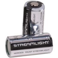 Streamlight Lithium CR 123 Batteries - 24 Pack - CR123