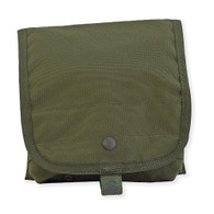 Squad Automatic Weapon (SAW) Dump Pouch Olive Drab Green