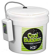 Cool Bubbles Air Pump - 11Qt Insulated Pail