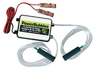 Marine Metal Aeration System - Power Bubbles 12V Dc