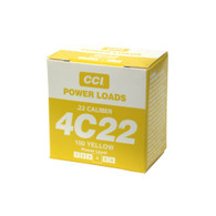 D.T. Systems .22 Cal Blank Power Loads-Yellow 70-100 Yards