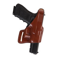 Bianchi 75 Venom Size 13A Belt Slide Holster Right Hand-Tan