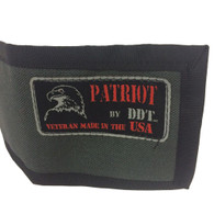 DDT INC TANGO MIKE MIKE WALLET - GUNMETAL GREY - 53016