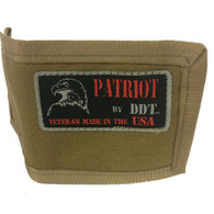 DDT INC TANGO MIKE MIKE WALLET - TAN - 53011