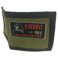 DDT INC TANGO MIKE MIKE WALLET - OD GREEN - 53013