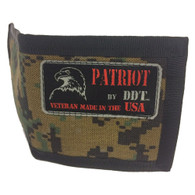 DDT INC TANGO MIKE MIKE WALLET - WOODLAND DIGITAL - 53015