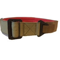 DDT INC PATRIOT MONSOOR RIGGERS BELT - TAN - MEDIUM - 50811