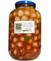 Cajun Style Pickled Quail Eggs - Gallon